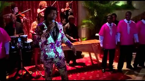 terry crews blended singing  scenes youtube