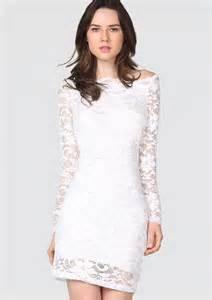 robe mariã e dentelle robe blanche dentelle pour une soirée