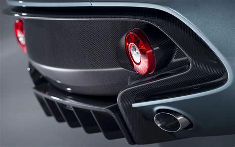 Aston Martin Cc100 Speedster Concept Rear End Car Body