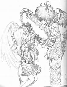 Another angel and demon love by daydreamerxforxlife on ...