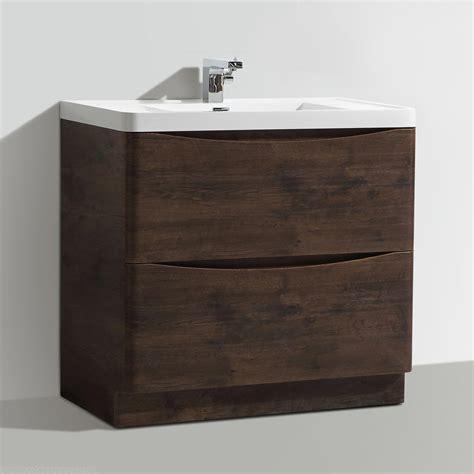 Ebay Bathroom Vanity 900 by 900mm Designer Chestnut Bathroom Floor Standing Vanity