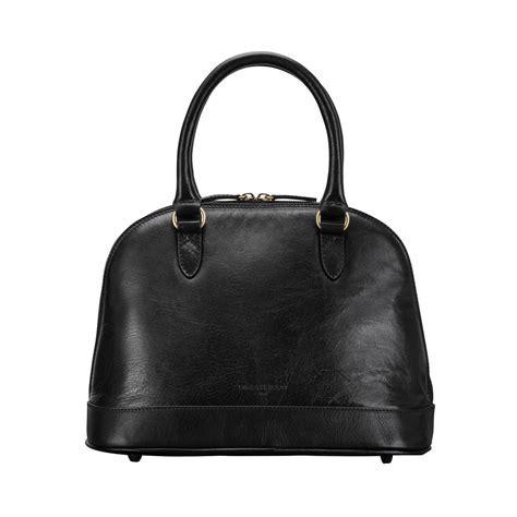 Rosa   Hochwertige Damen Leder Handtasche