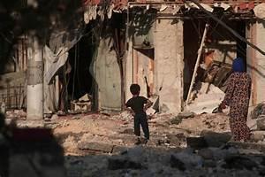 Aleppo Battle: 7 Killed in Shelling as U.N. Warns of ...
