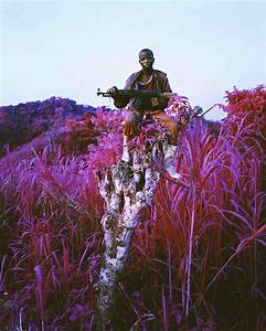 Richard Mosse's The Enclave comes to London | Blog | WGSN
