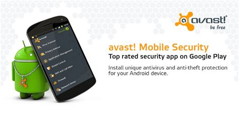free mobile security protection for your android avast avast antivirus for android 2 0 4304 softpedia
