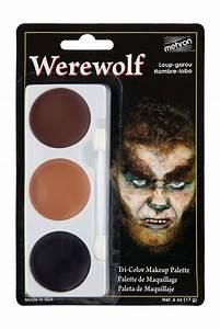 Amazoncom Mehron Makeup Premium Character Kit Zombie