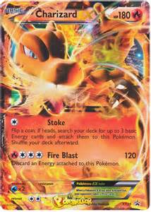 Charizard Ex Pokemon Card