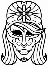 Skull Mindfulness Sugar Coloring Colouring Skulls Teacherspayteachers Face sketch template
