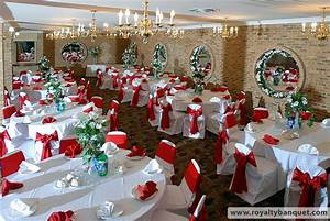 Picture Gallery - Decorated interior for Wedding