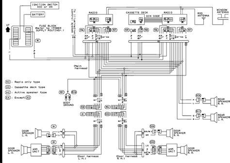 nissan juke radio wiring diagram app co