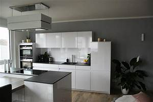 Küche Weiß Hochglanz : k che in wei hochglanz ~ Watch28wear.com Haus und Dekorationen