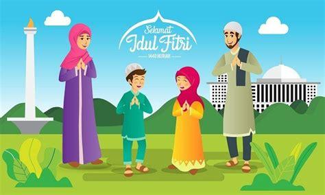 24+ Animasi Ucapan Hari Raya Idul Fitri