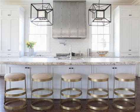 Cream and Gray Granite Countertops   Transitional   Kitchen
