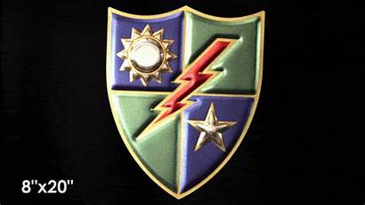 Army Dui Shield Rangers