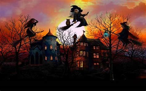 Free Halloween Android Live Wallpapers [animated]