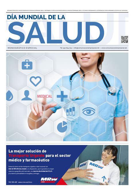 Día mundial de la Salud | La Vanguardia | Comunicación ...