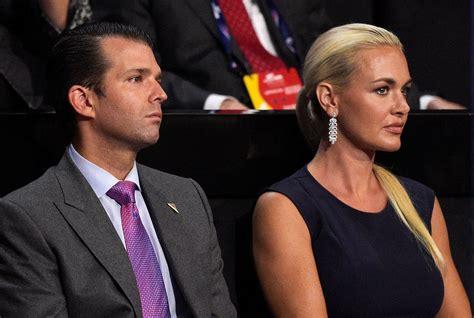trump donald jr vanessa wife divorce marriage years