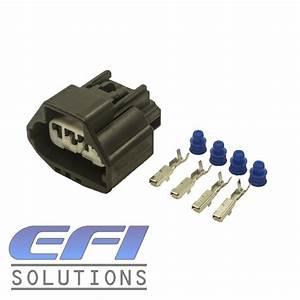 4 Pin Connector Map Sensor Ford Ba  Bf
