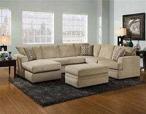 american furniture 6800 sectional sofa with left side With american home furniture sectionals