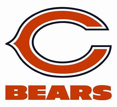 Bears Chicago Nfl Logos Transparent Clipart Svg