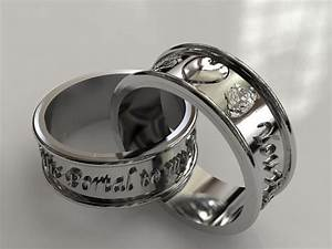 sterling silver portal rings the mary sue With portal wedding rings