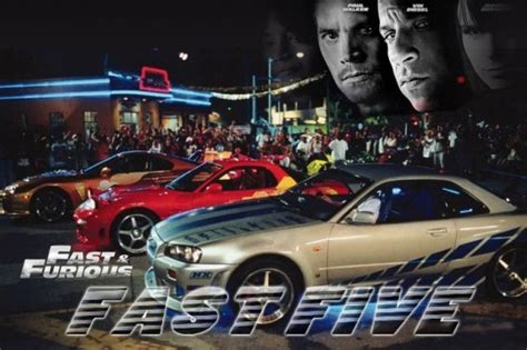 fast  furious fast  poster released top speed