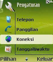 Contohnya seperti contoh gambar berikut ini. Setting GPRS Telkomsel Flash Nokia N70 sebagai modem ...