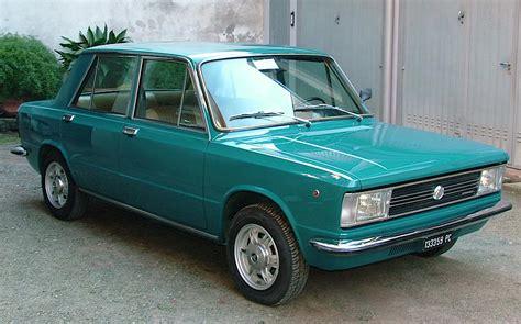 AUTOBIANCHI A111 auto d'epoca anni 70