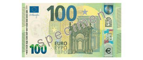 und  euro banknoten  sehen die neuen
