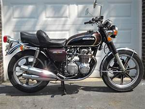 Buy 1974 Honda Cb550 Four  Runs Fine  Lester Mags  On 2040