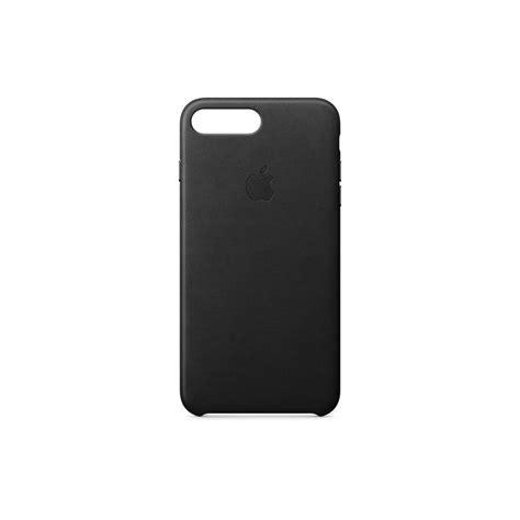 funda de leather  iphone   negra