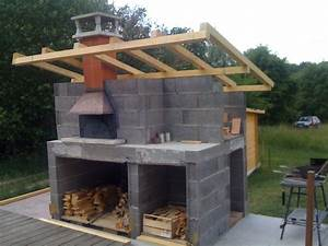 incroyable barbecue fait maison brique 16 forum des With barbecue fait maison brique