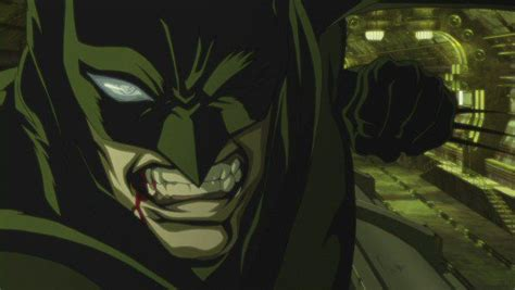 batman gotham knight vostfr anime ultime