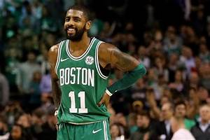 Kyrie Irving Happy in Boston, Focused on 'Redemption Year ...
