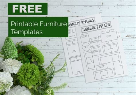 Free Printable Room Planner