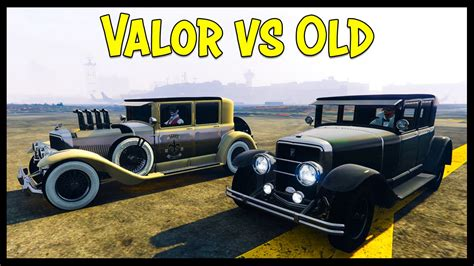 Gta 5 Online Roosevelt Valor Vs Old Roosevelt! Is The New