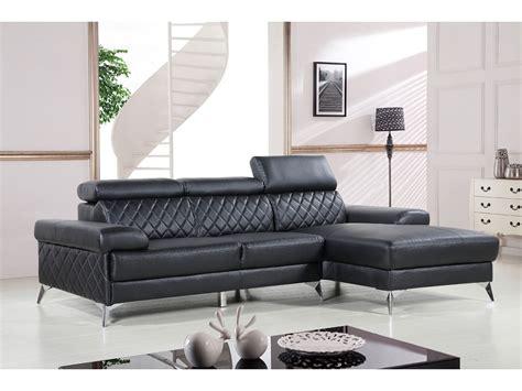 ou trouver de la mousse pour canapé canapé d 39 angle en cuir reconstitué pvc quot houston quot 4