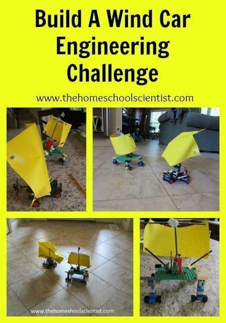 Build Wind Car Engineering Challenge The Homeschool