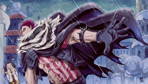 luffy  katakuri wallpapers wallpaper cave