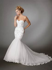 Mermaid Wedding Dresses - An Elegant Choice For Brides