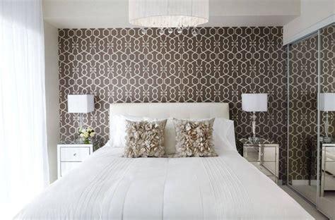 modèle de papier peint pour chambre à coucher 10 modèles de papiers peints inspirants pour votre chambre