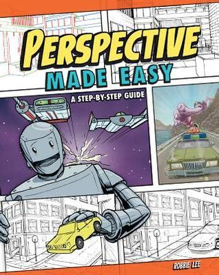 perspective  easy step  step drawing lessons  robbie lee