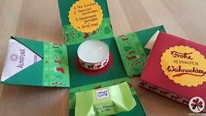 Kleine Weihnachtsgeschenke Basteln : diy 15 minuten auszeit box basteln geschenke basteln ~ A.2002-acura-tl-radio.info Haus und Dekorationen