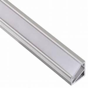 Led Alu Profil 3 Meter : led alu profil aluprofil schiene aluminium strip streifen lichtband einbau 1m 2m ebay ~ Buech-reservation.com Haus und Dekorationen