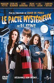 Le Pacte Mystérieux  Film (fantastique, Jeunesse