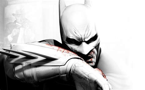 Batman Arkham City Wallpaper Hd