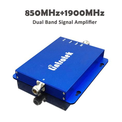 Mobile Phone Signal Repeater by Gsm Repeater Umts 850mhz 1900mhz Gsm Booster Lifier
