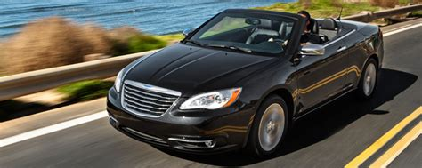 Chrysler 200 Convertible 2011 by 2011 Chrysler 200 Convertible Review Car Reviews