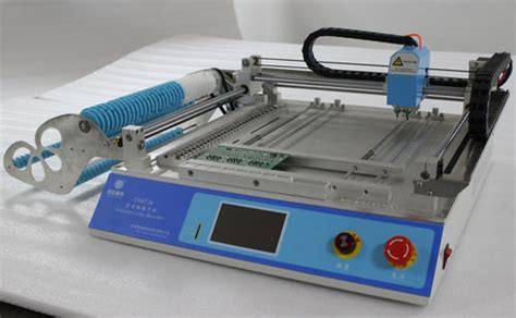 Smt Led Pick And Place Machine, Power
