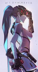 Widowmaker By Overwatch Know Your Meme